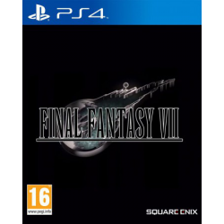Final Fantasy VII Remake  [ENG] (nowa) (PS4)