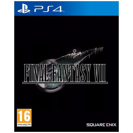 Final Fantasy VII Remake Preorder 10.04.2020 [ENG] (nowa) (PS4)
