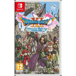 Dragon Quest XI: Echoes of an Elusive  [ENG] (nowa) (Switch)