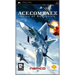 ACE COMBAT X SKIES OF DECEPTION [ENG] (Używana) PSP