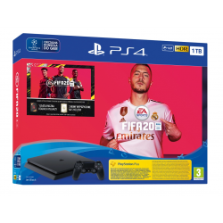Konsola SONY PlayStation 4 Slim 1TB + Gra FIFA 20 [POL] (nowa) (PS4)
