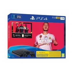 Konsola SONY PlayStation 4 Slim 1TB + Gra Fifa 20 + 2 x DualShock 4 [POL] (nowa) (PS4)