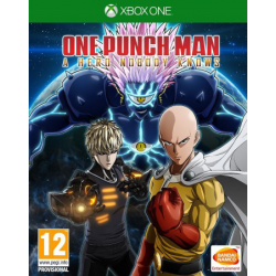 One Punch Man: A Hero Nobody Knows [ENG] (nowa) (XONE)