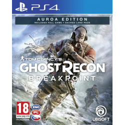 Ghost Recon Breakpoint Auroa Edition [POL] (nowa) (PS4)