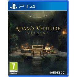 ADAM'S  VENTURE  ORIGINS [POL] (nowa) PS4