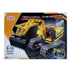 GEARBLOX KLOCKI MECHANICAL MASTER KOPARKA / ROBOT (nowa)