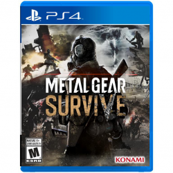 Metal Gear Survive [ENG] (używana) (PS4)