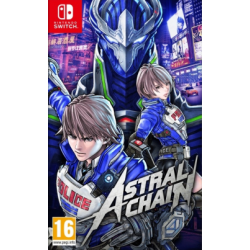 ASTRAL CHAIN [ENG] (używana) (Switch)