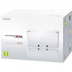 NINTENDO 3DS WHITE (używana) (3DS)