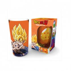 Szklanka Dragon Ball Large Glass Goku (nowa)