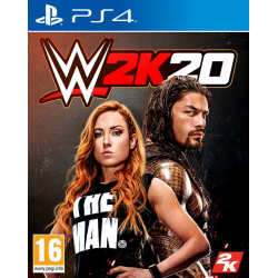 WWE 2k20 Preorder 22.10.2019 [ENG] (nowa) (PS4)
