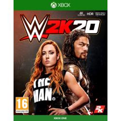 WWE 2k20 Preorder 22.10.2019 [ENG] (nowa) (XONE)