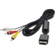 KABEL VIDEO PS2/PS3 (nowa)