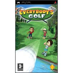 Everybody's Golf (PSP ESSENTIALS) [ENG] (Używana) PSP