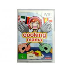 Cooking Mama [ENG] (używana) (Wii)