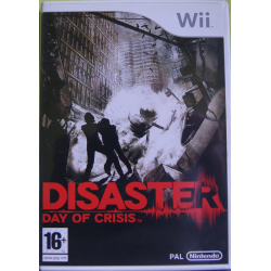 Disaster Day of Crisis [ENG] (używana) (Wii)