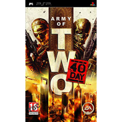 Army of Two The 40th Day [ENG] (używana) (PSP)