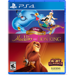 Disney Classic Games Aladdin and The Lion King [ENG] (nowa) (PS4)