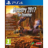 FORESTRY 2017 THE SIMULATION [ENG] (używana) (PS4)