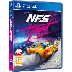 Need For Speed Heat [POL] (używana) (PS4)