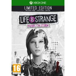 Life is Strange Before the Storm Limited Edition [ENG] (używana) (XONE)