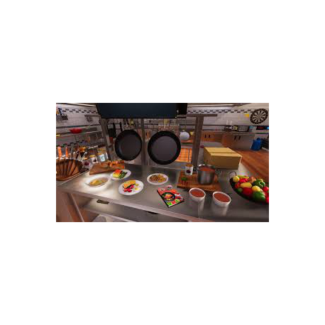 COOKING SIMULATOR [POL] (nowa) (PC)