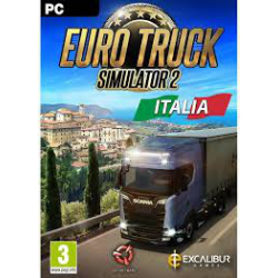 EURO TRUCK SIMULATOR2 ITALIA [POL] (nowa) (PC)