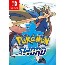 Pokemon Sword [ENG] (używana) (Switch)