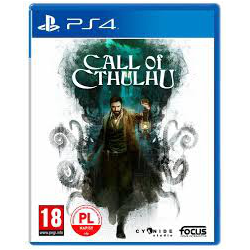 CALL OF CTHULHU [POL] (nowa) (PS4)