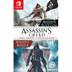 Assassin's Creed The Rebel Collection [POL] (nowa) (Switch)