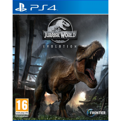 Jurassic World Evolution [ENG] (nowa) (PS4)