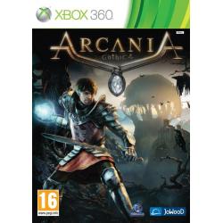Arcania Gothic 4 [ENG] (nowa) (X360)