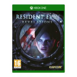 Resident Evil Revelations [ENG] (nowa) (XONE)