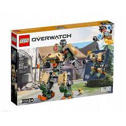 KLOCKI LEGO OVERWATCH BASTION 75974 (nowa)