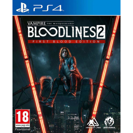 Vampire: The Masquerade - Bloodlines 2 Preorder 31.12.2020 [ENG] (nowa) (PS4)