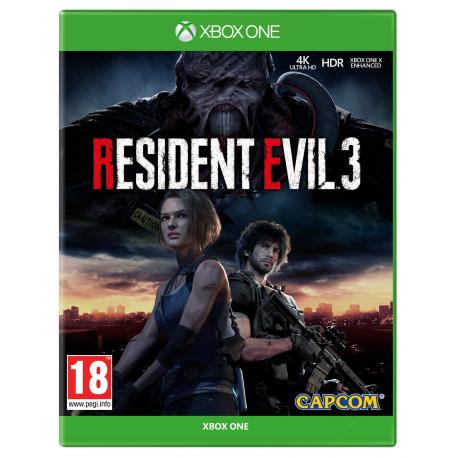 Resident Evil 3  [POL] (nowa) (XONE)