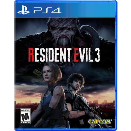 Resident Evil 3 Preorder 03.04.2020 [POL] (nowa) (PS4)