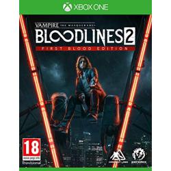 Vampire: The Masquerade - Bloodlines 2 Preorder 31.12.2020 [ENG] (nowa) (XONE)