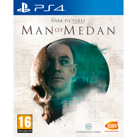 The Dark Pictures - Man of Medan [ENG] (używana) (PS4)