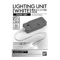 ACT GUNPLA LIGHTNING UNIT WHITE (DOUBLE LIGHT) (nowa)