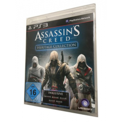 Assassin's Creed Heritage Collection [ENG] (używana) (PS3)