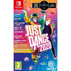JUST DANCE 2020 [ENG] (nowa) (Switch)