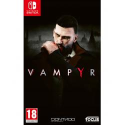 Vampyr [POL] (używana) (Switch)
