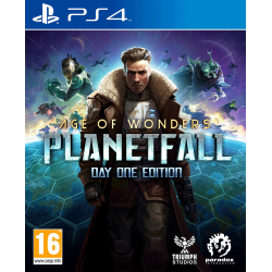 Age of Wonders Planetfall [POL] (nowa) (PS4)