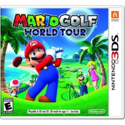 Mario Golf World Tour [ENG] (używana) (3DS)