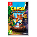 Crash Bandicoot N.sane Trilogy [ENG] (używana) (Switch)
