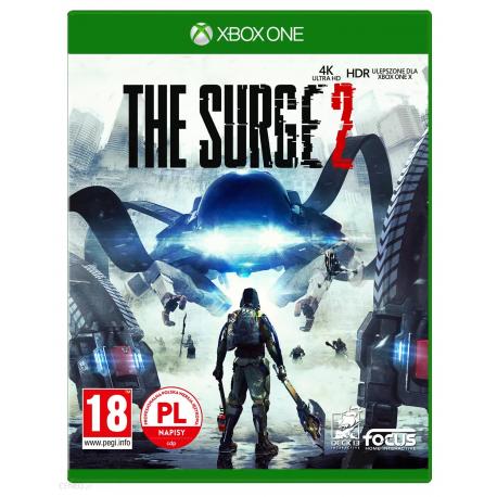 The Surge 2 [POL] (używana) (XONE)