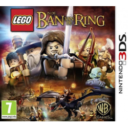 Lego Lord of the Rings [ENG] (używana) (3DS)
