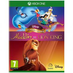 Disney Classic Games Aladdin and Lion King [ENG] (używana) (XONE)
