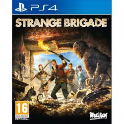 Strange Brigade [POL] (używana) (PS4)